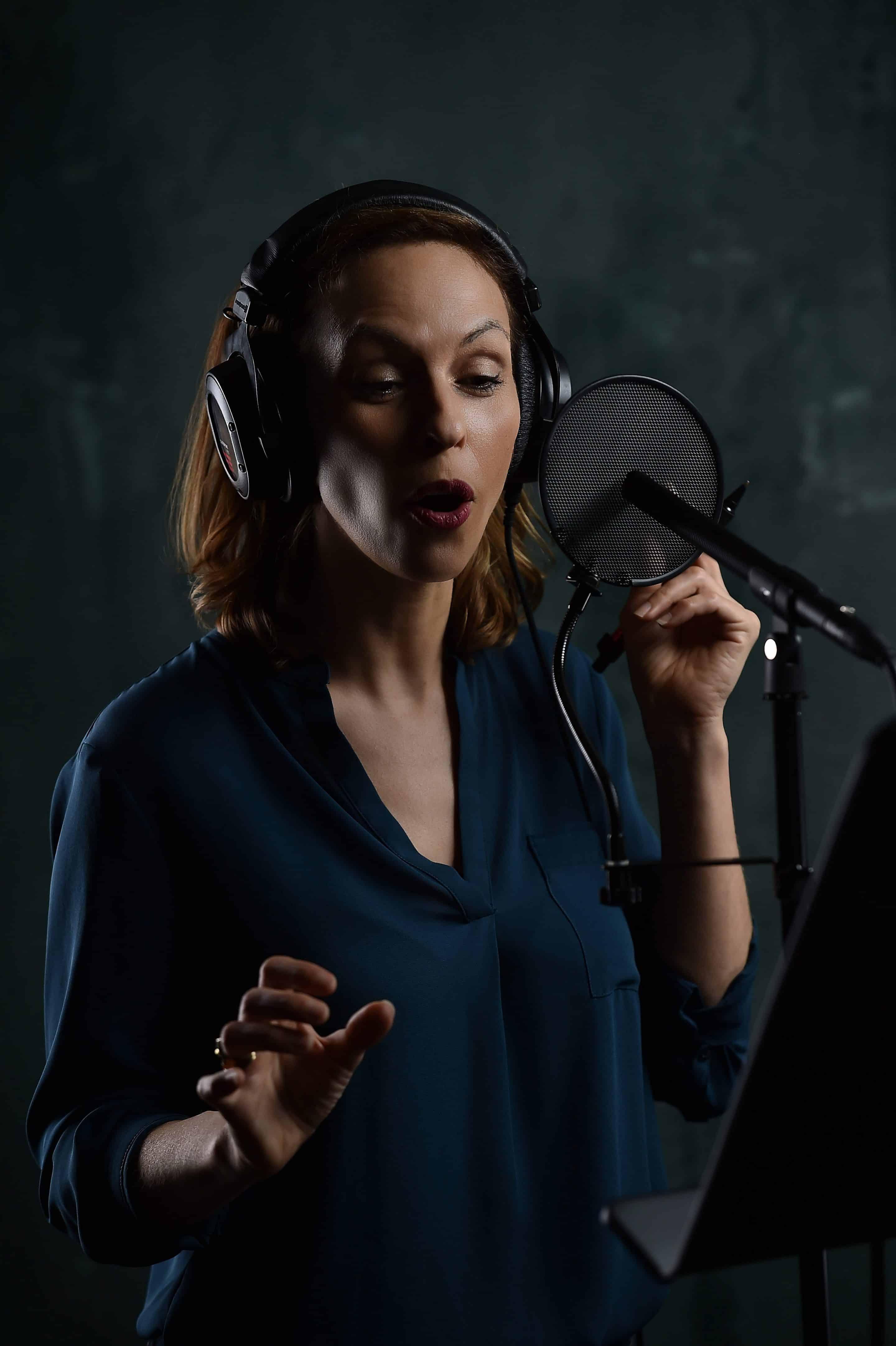 Voice Acting Coaching